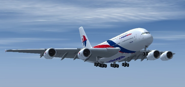 Project Airbus A380-800 FSX