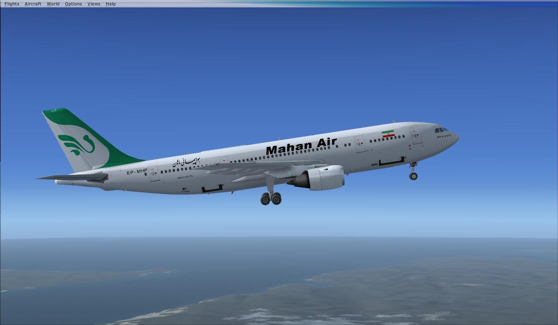 fs-freeware net - FSX Airbus A300 Mahan Air