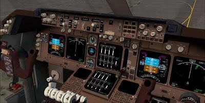 fs-freeware net - Boeing 747-400 Freighter, Extended Range, Domestic