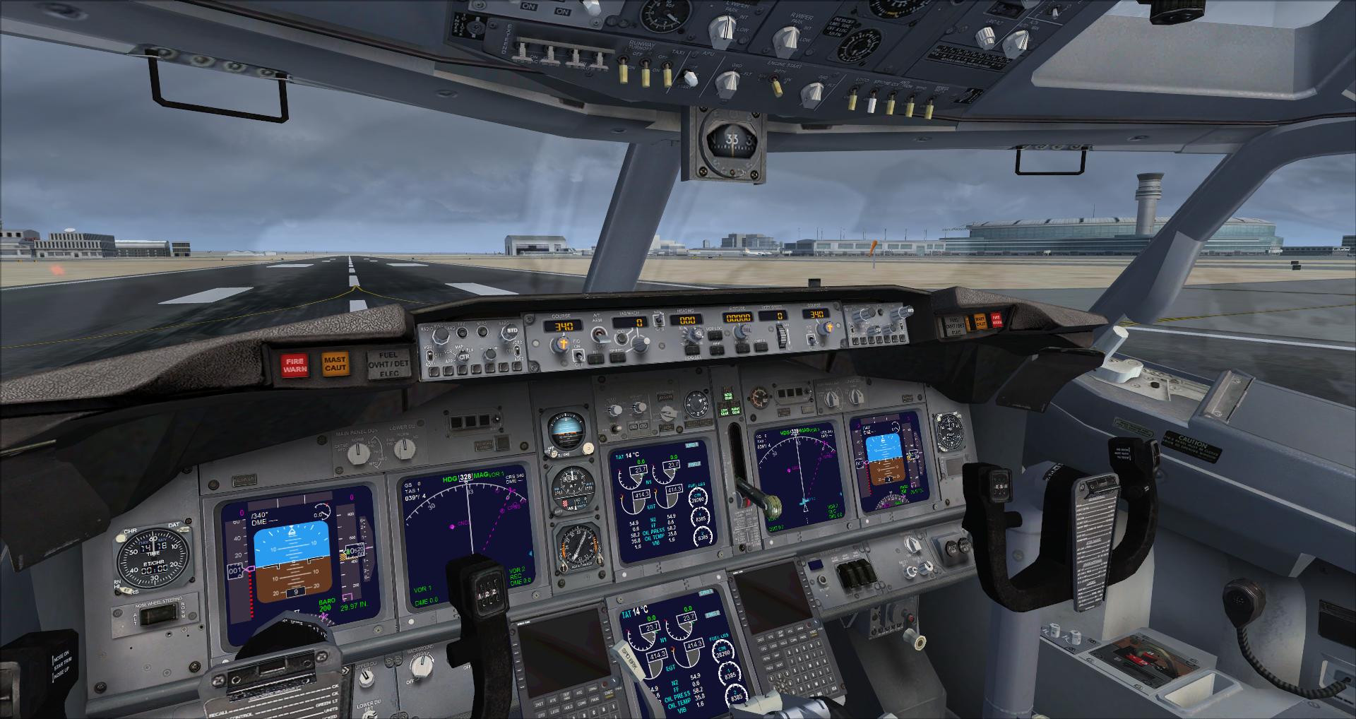 fs-freeware net - FSX TDS Boeing 737-800 Air Canada