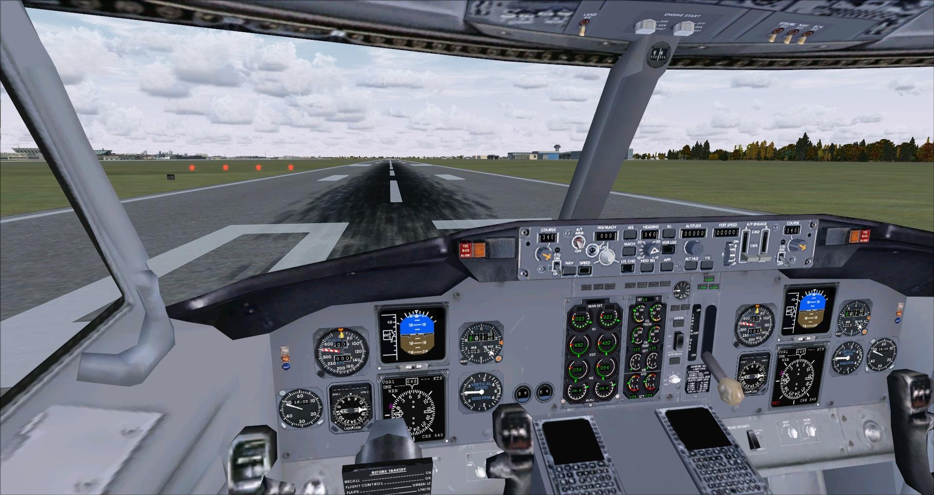fs-freeware net - FSX Boeing 737-400 British Airways (Comair)