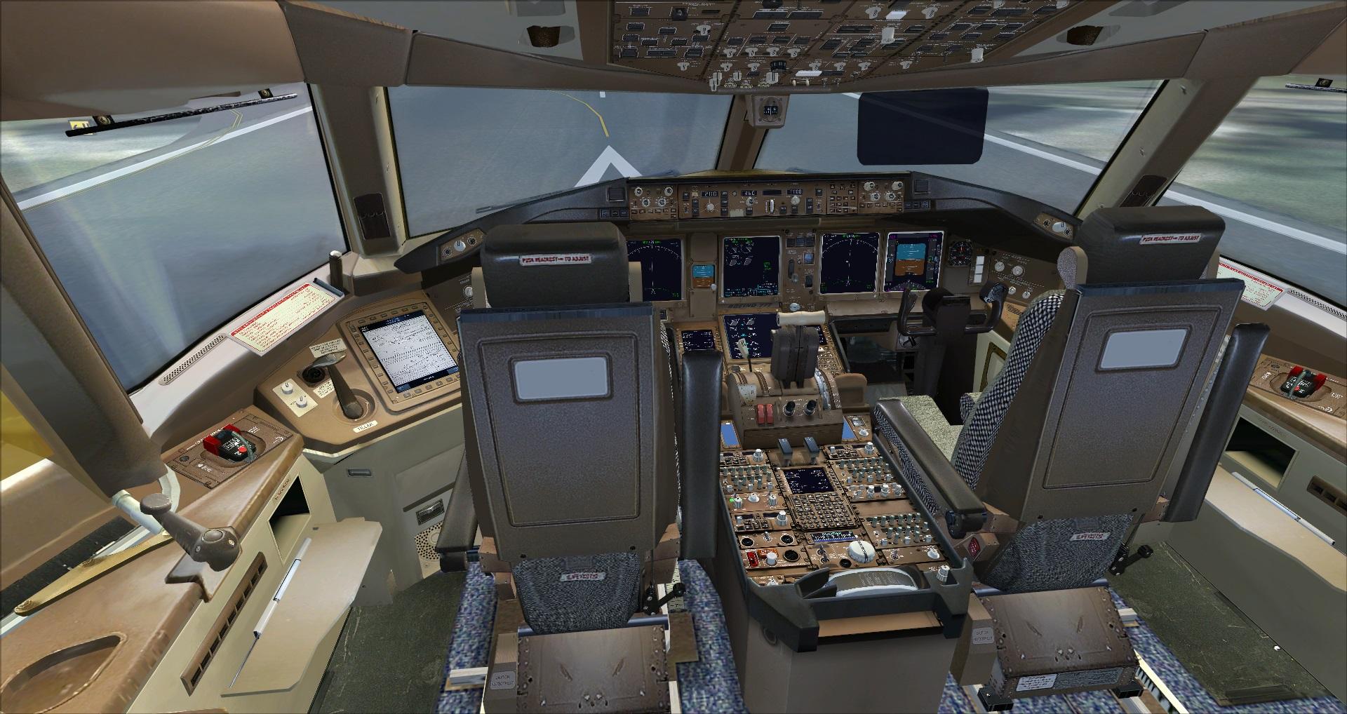 fs-freeware net - FSX Boeing 777-200 Delta Hawaiian