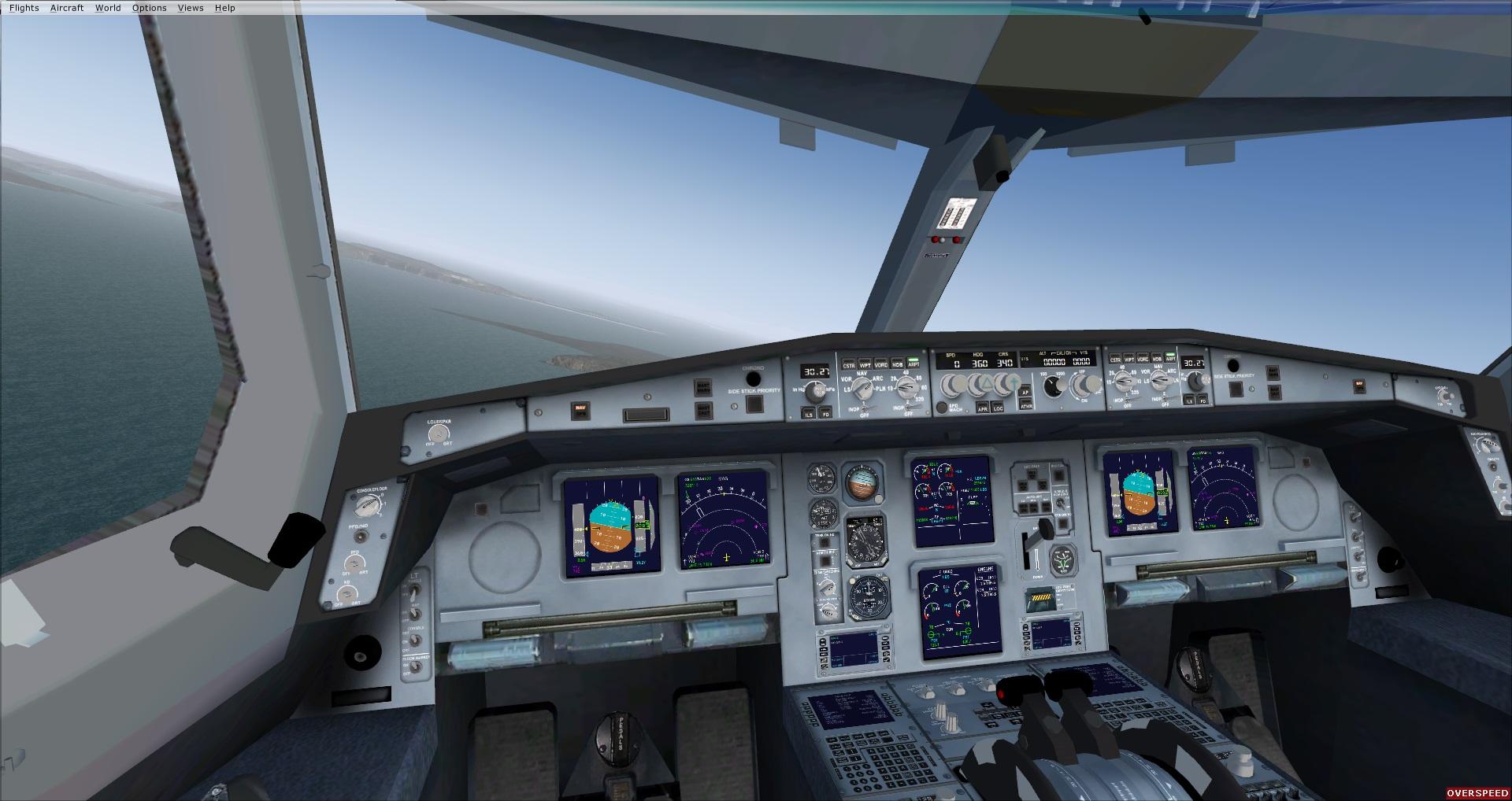 fs-freeware net - FSX Airbus A350-900XWB with VC
