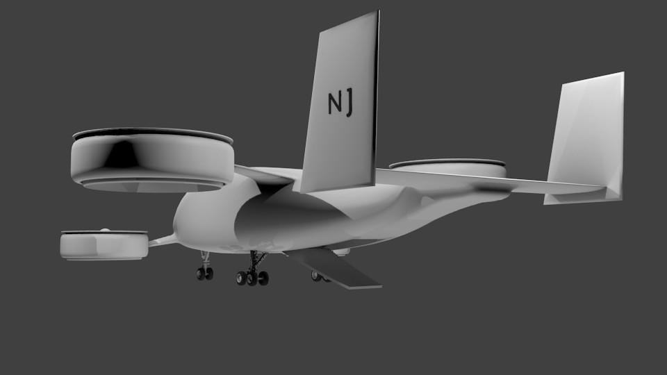 fs-freeware net - FSX UV-4 V/STOL UAV