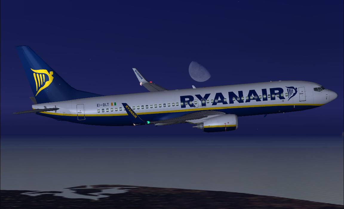 Fsx 737 800 Ryanair textures