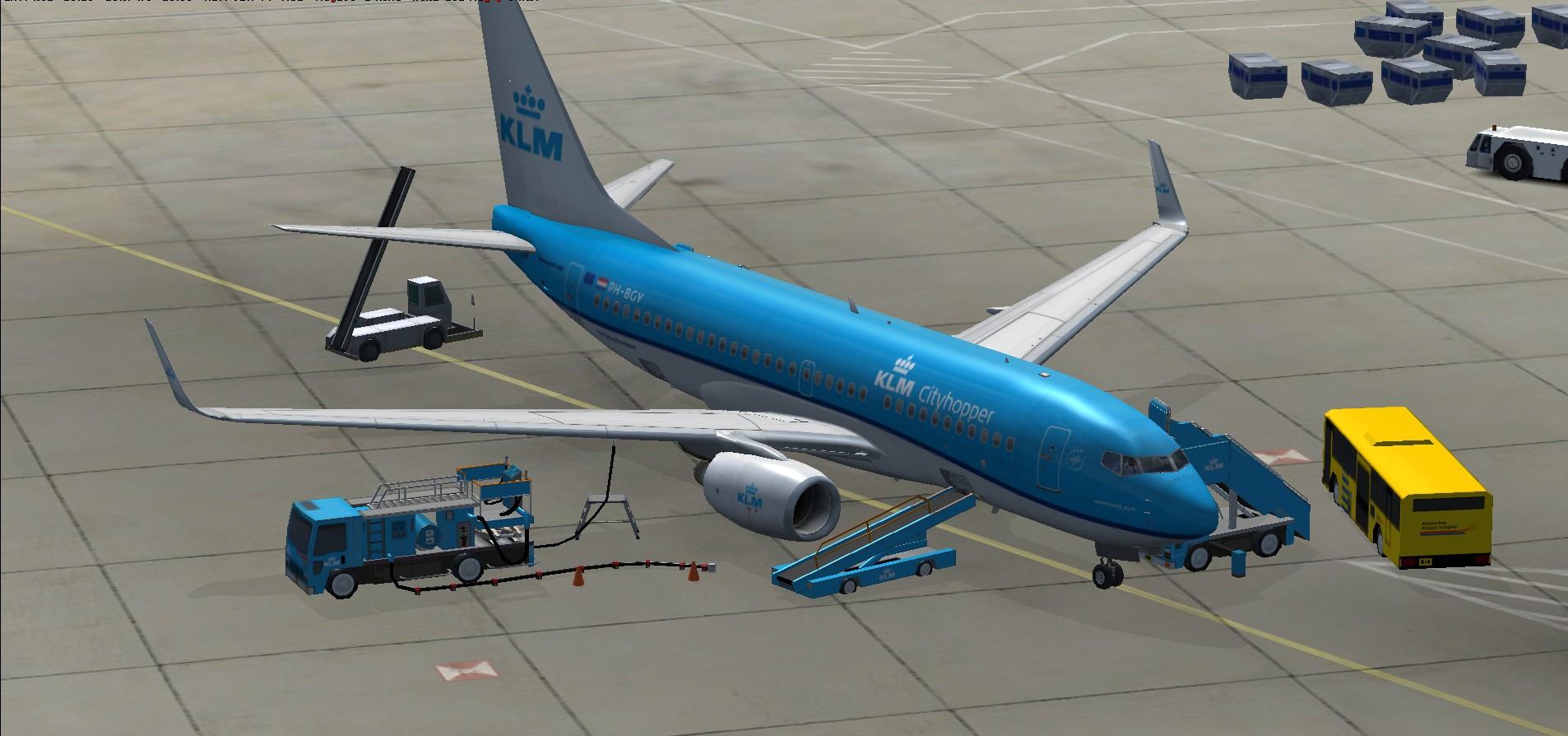 Fsx Boeing 737 700 Lufthansa Package With Vc – Fondos de Pantalla