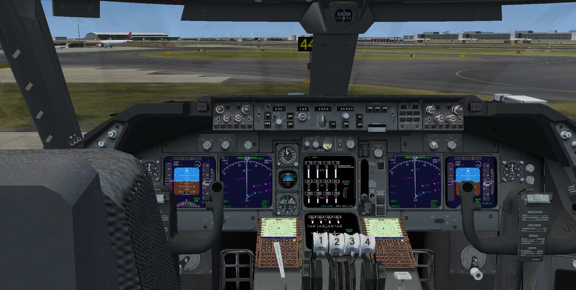 fs-freeware net - FSX Boeing 747-400 Transaero