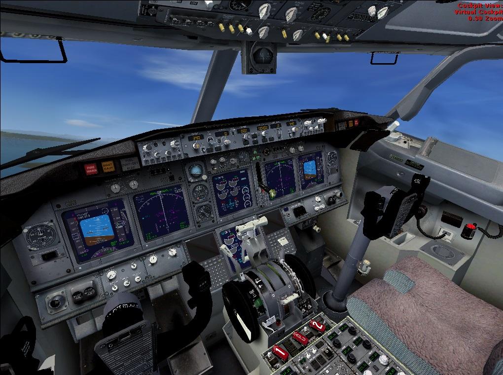 fs-freeware net - FSX Boeing 737-8K2 Corendon New Livery PH-CDF