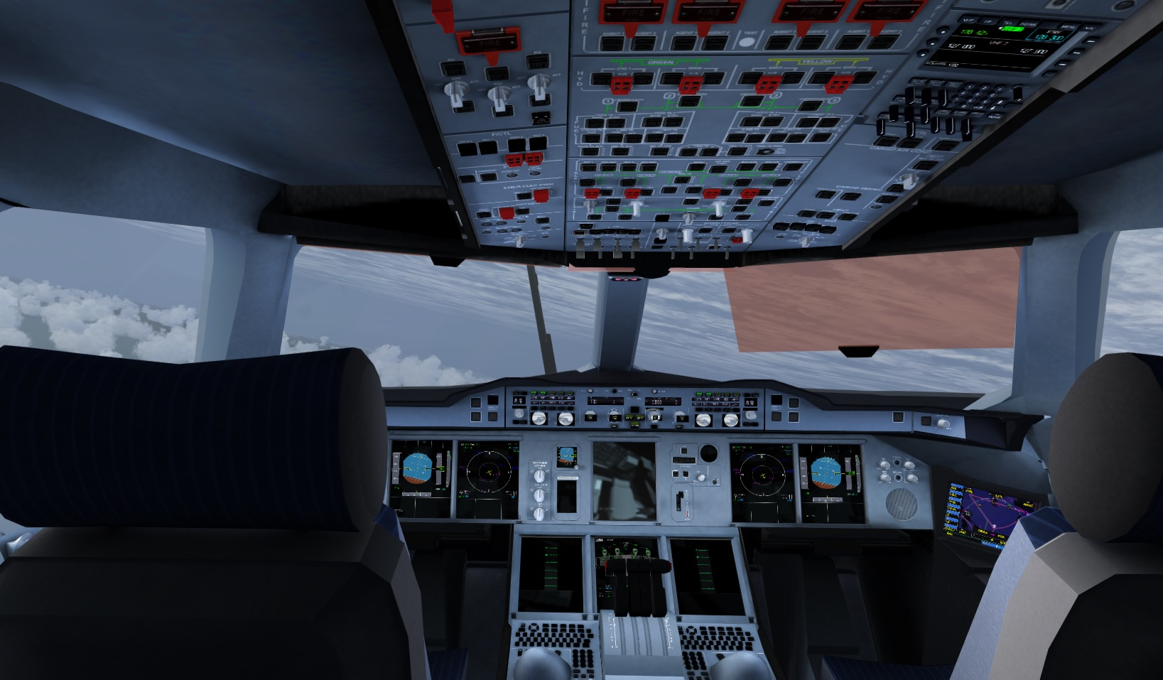 fs-freeware net - FSX British Airways Airbus A380-800 with VC