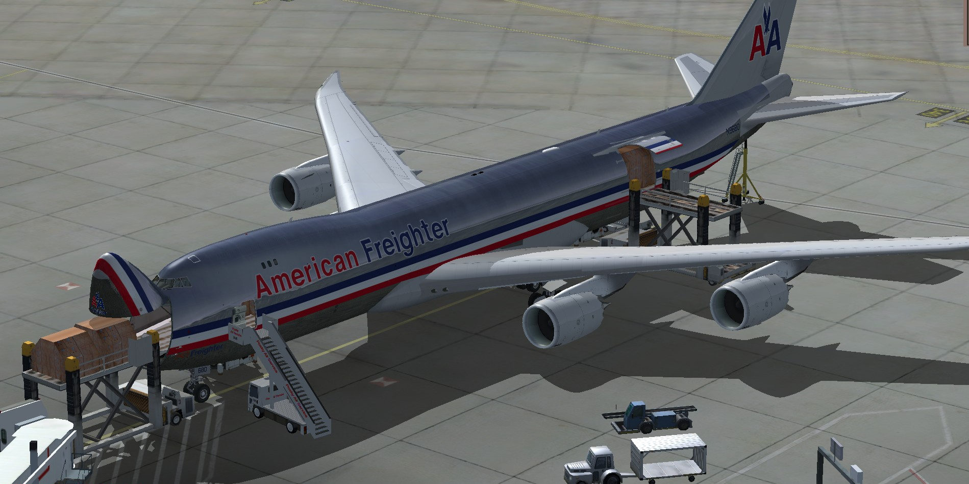 fs-freeware net - Cargo Aircraft
