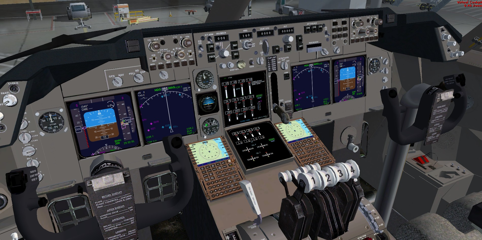 Fs Freeware Net Boeing 747 823f American Airlines Freighter