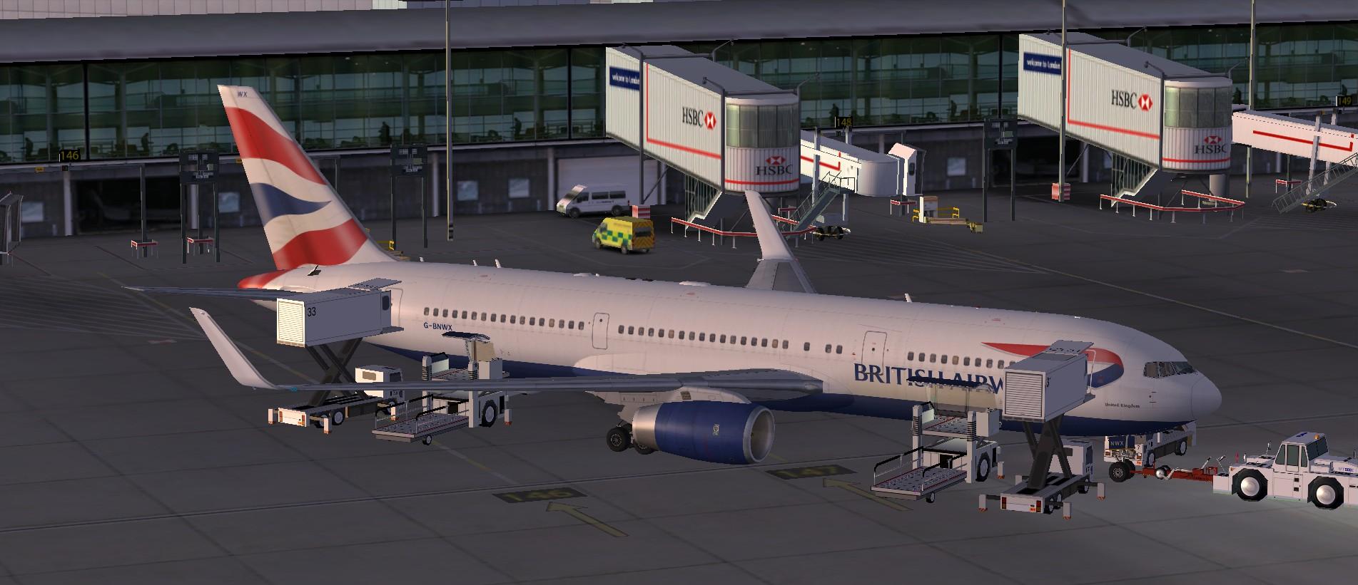 fs-freeware net - FSX Boeing 767-336/ER British Airways