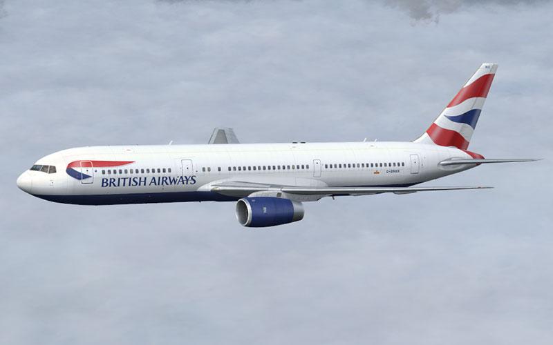 fs-freeware net - Boeing 767-336/ER British Airways NC Package