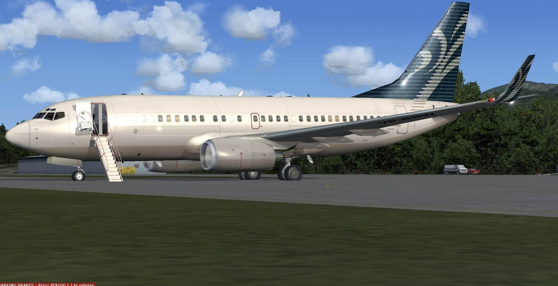 fs-freeware net - FSX Boeing 737-700 Boeing Business Jet BBJ