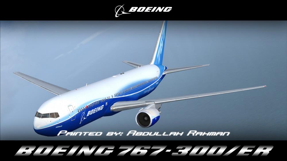fs-freeware net - FSX Boeing 767-300ER Dreamliner House