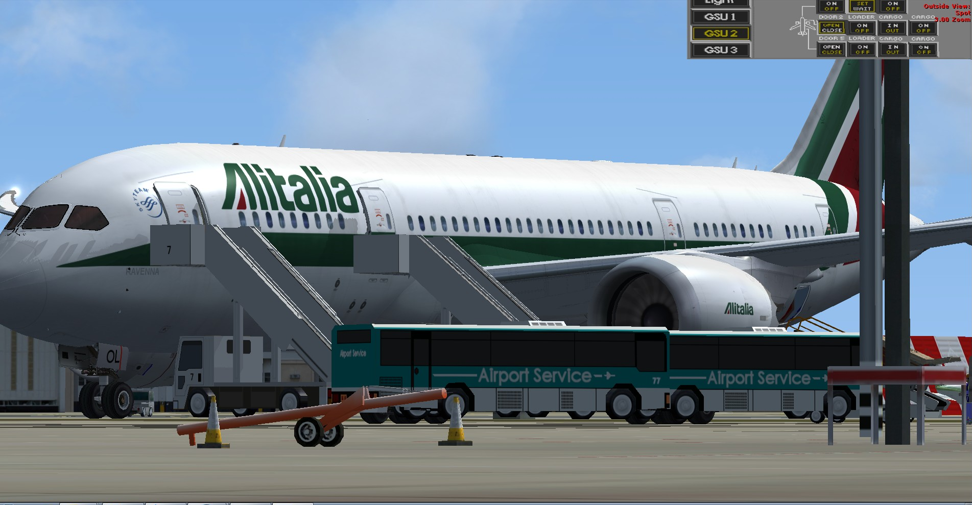 Fsx Boeing 787 With Vcr - autosxilus