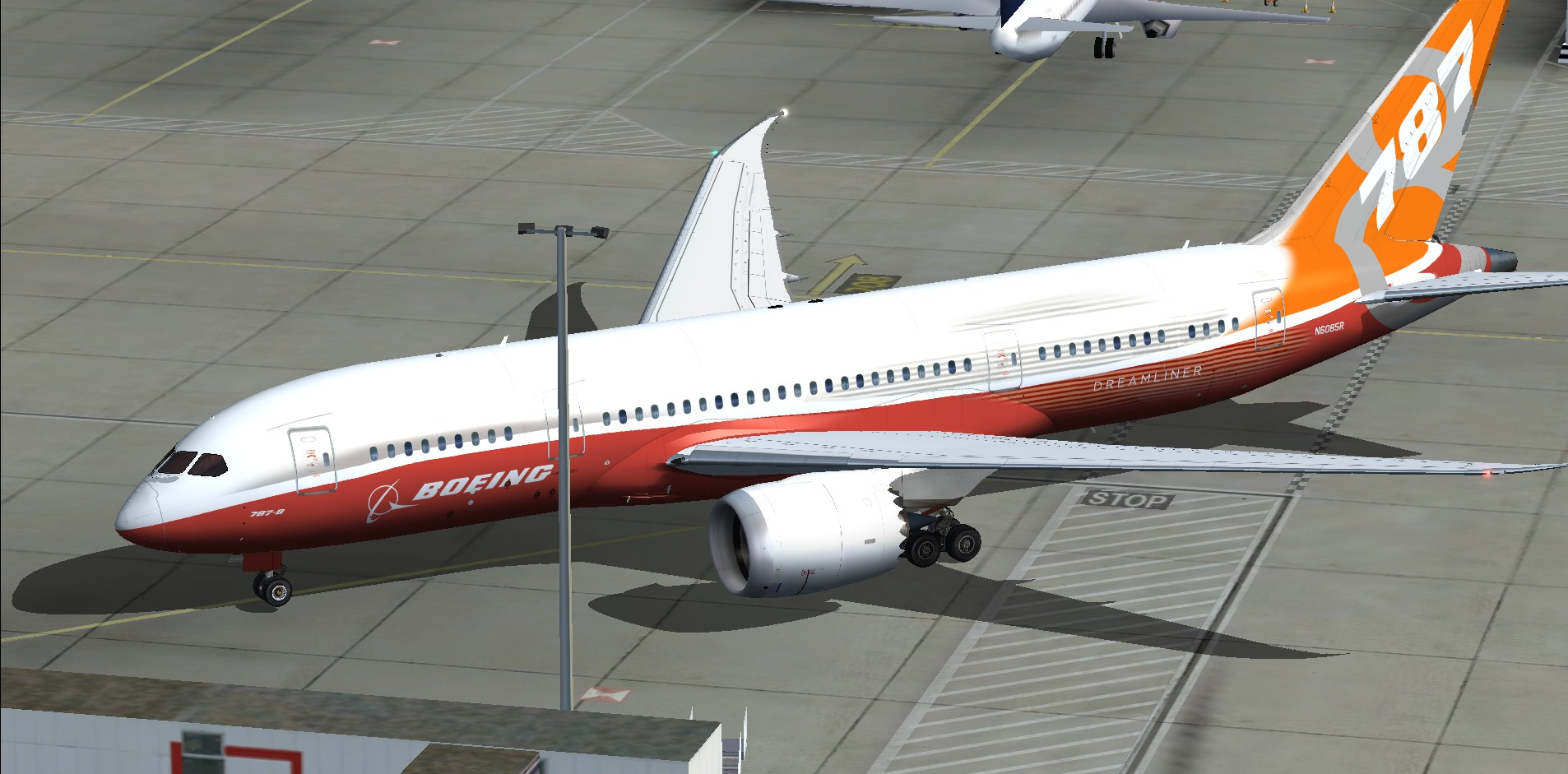 Fsx Boeing 787 With Vc - revizionfive