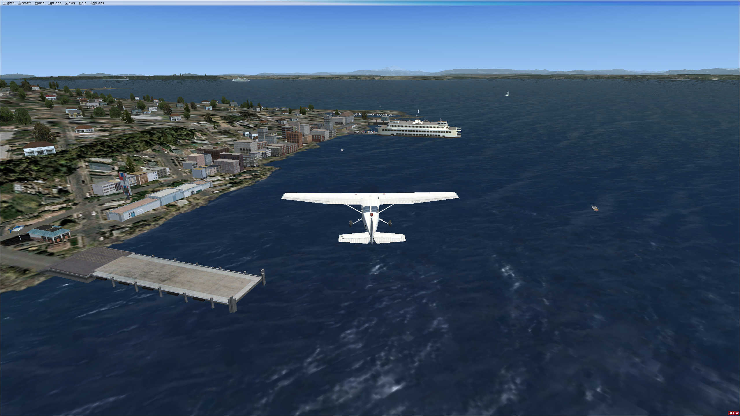 fs-freeware net - FSX 0S9_Addon for Orbix 0S9 and PNW scenery