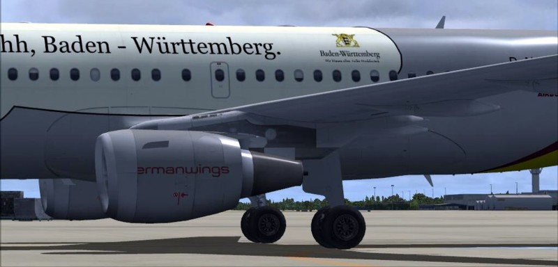 fs-freeware net - FSX Project Airbus A319 Germanwings D-AKNM