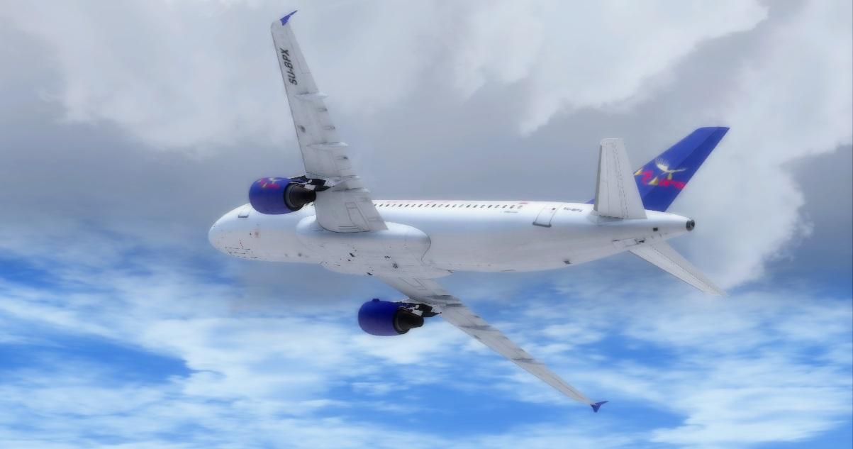 fs-freeware net - FSX A320 CFM Air Cairo Textures
