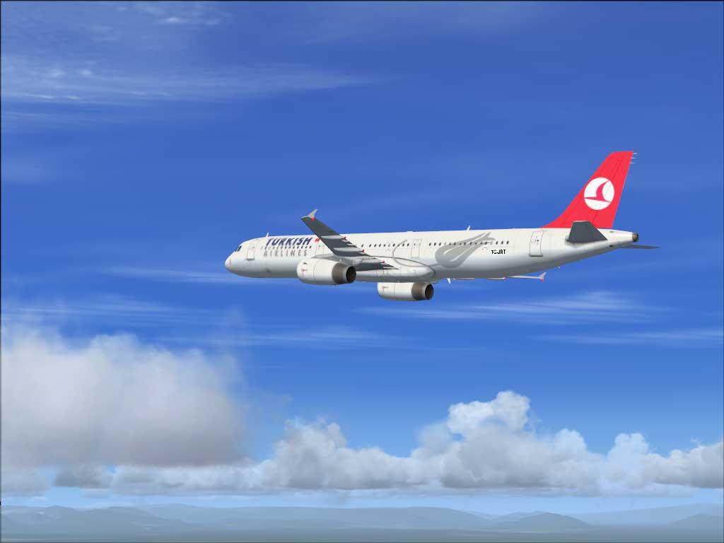 fs-freeware net - FSX Turkish Airlines FSX Default B737-800