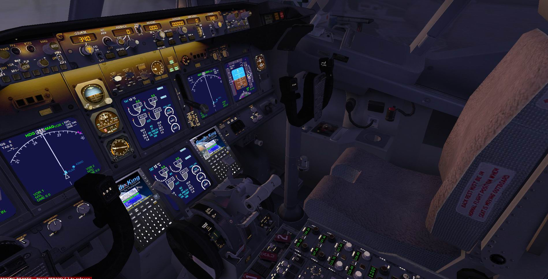 fs-freeware net - FSX Boeing 737-800 Kulula com