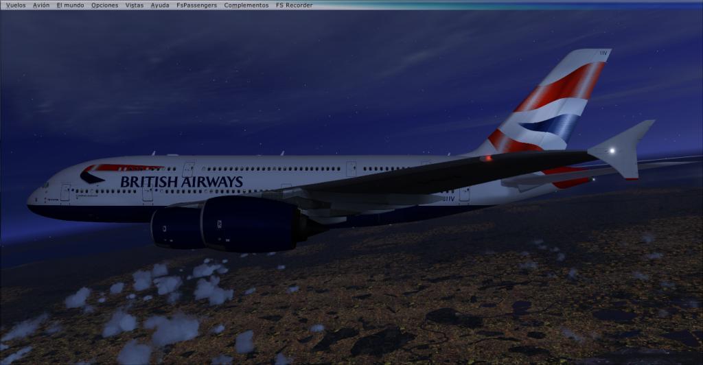 fs-freeware net - FSX Airbus A380 Multi-Livery Pack