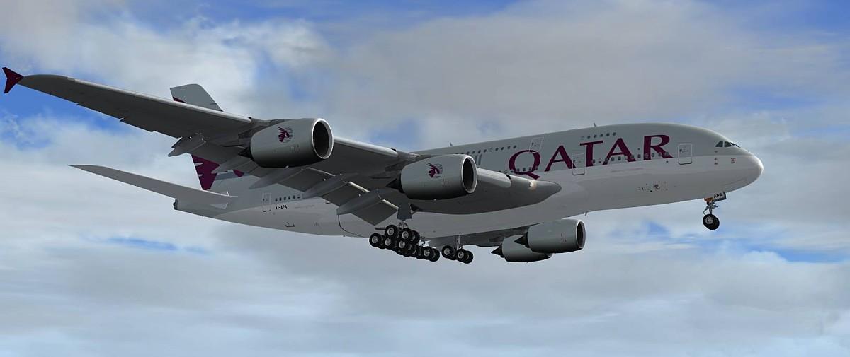 qatar a380 tribute fsx - photo #4