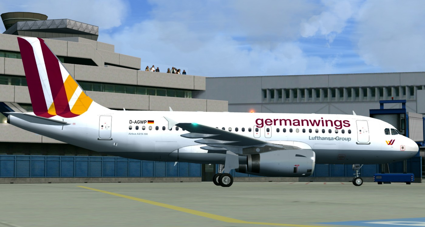 fs-freeware net - Project Airbus A319 Germanwings D-AGWP