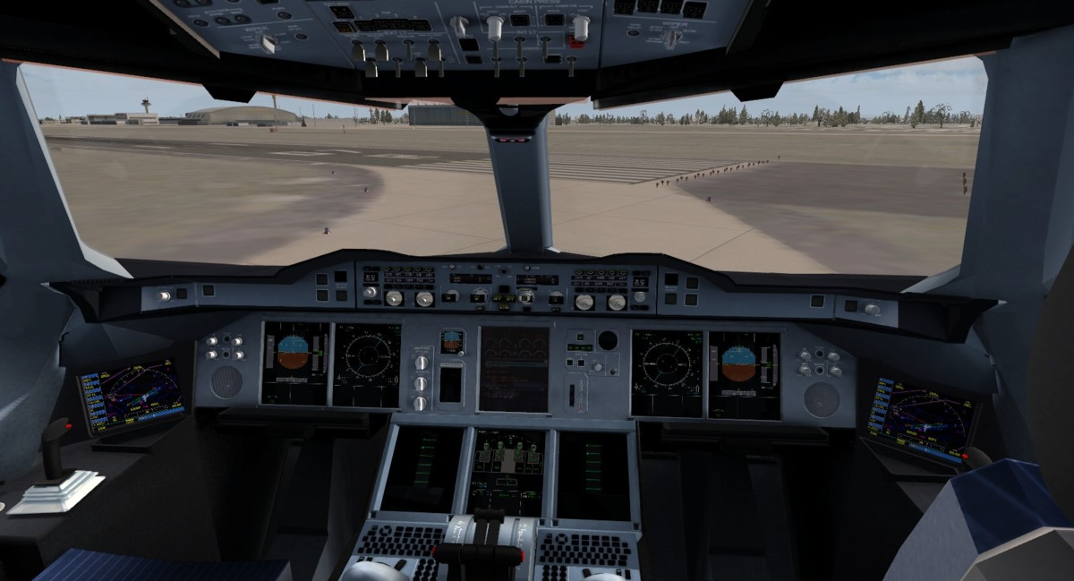 A380 Fsx
