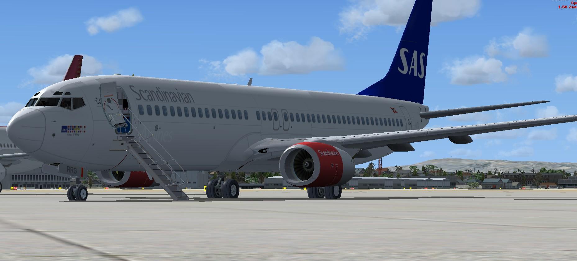 Fsx 737 800