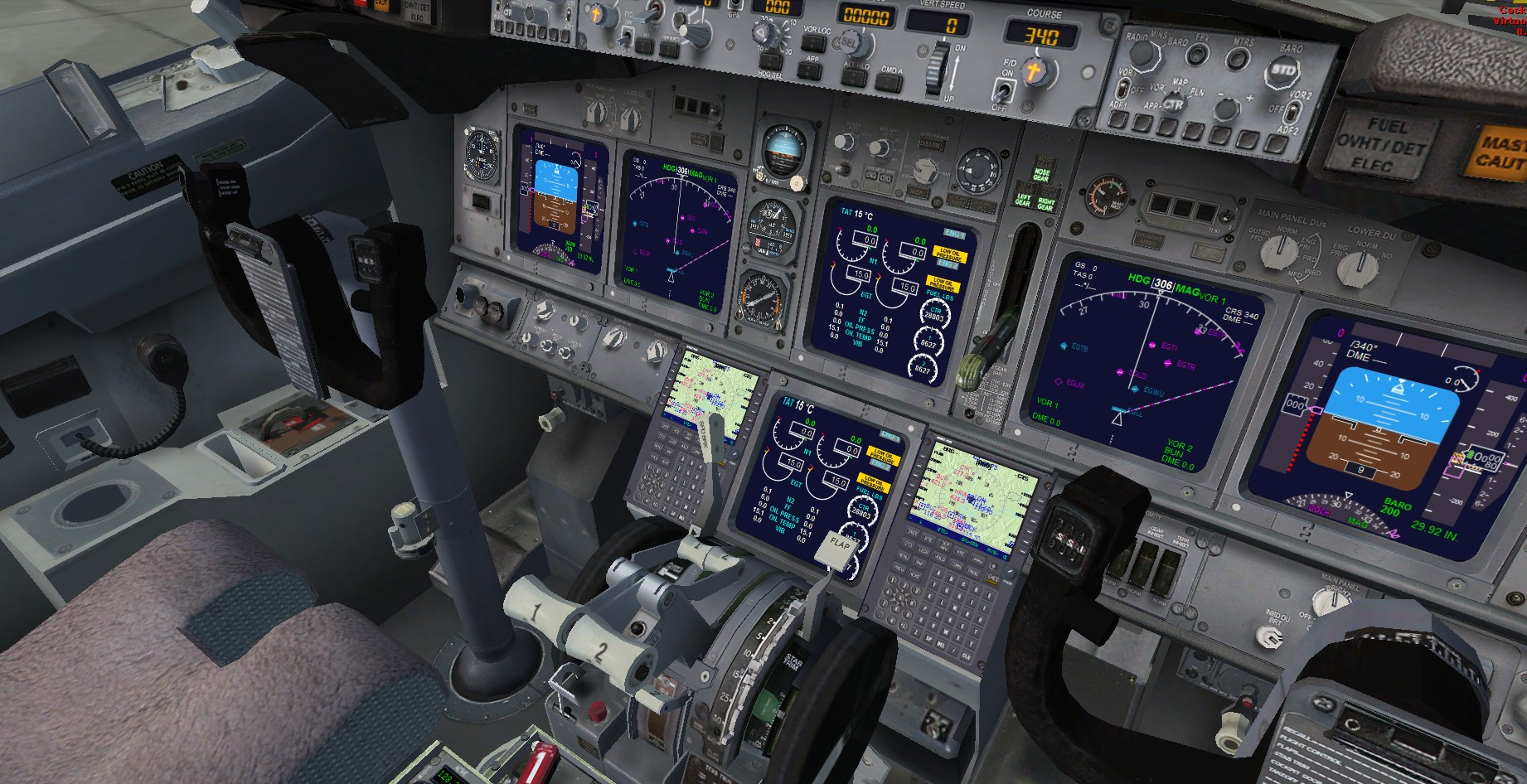 Fs Freeware Net Fsx Tds Boeing 737 700 American Airlines