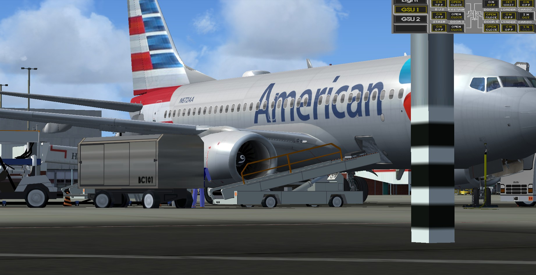 fs-freeware net - FSX TDS Boeing 737-700 American Airlines