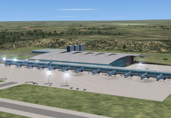 fs-freeware net - King Shaka Airport FSX