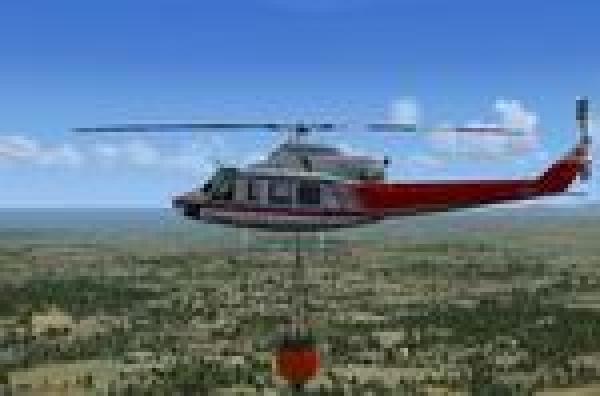 fs-freeware net - Microsoft Flight Simulator X / 2004 Bell