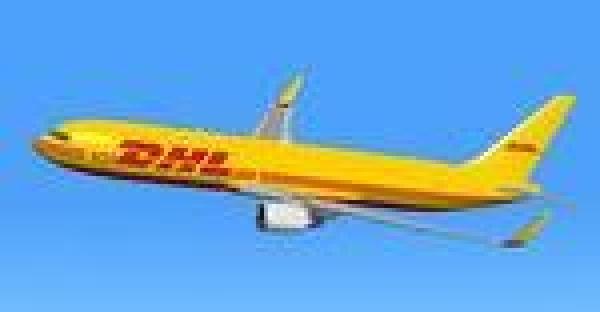 fs-freeware net - Flight Simulator X - DHL Cargo Boeing 767-300