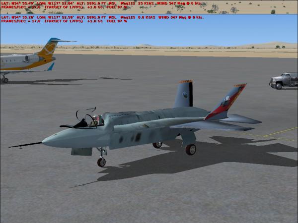 fs-freeware net - Flight Simulator X - F-35