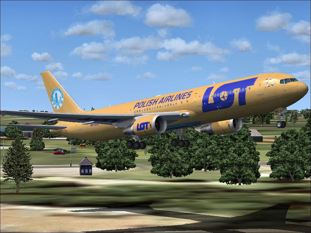 level d 767 winglet liveries download