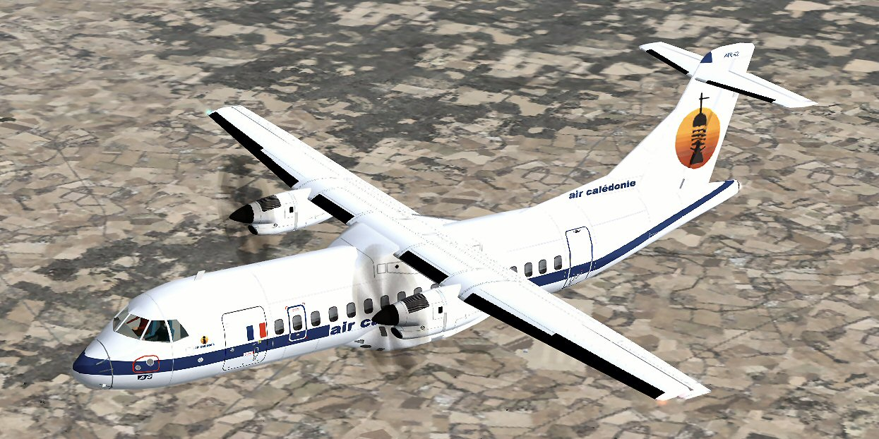 Fsx Atr 42 – Wonderful Image Gallery