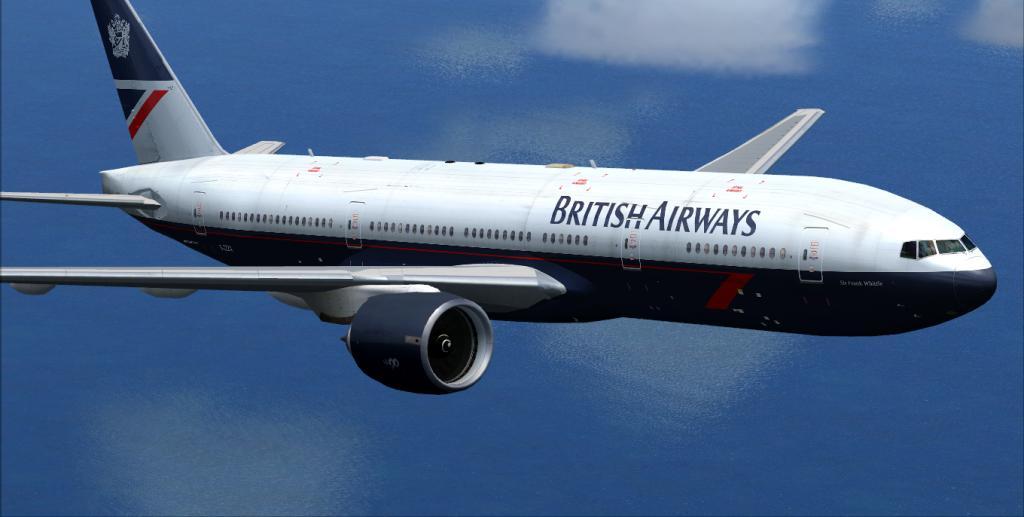 fs-freeware net - FSX Boeing 777-200ER Multi Liveries