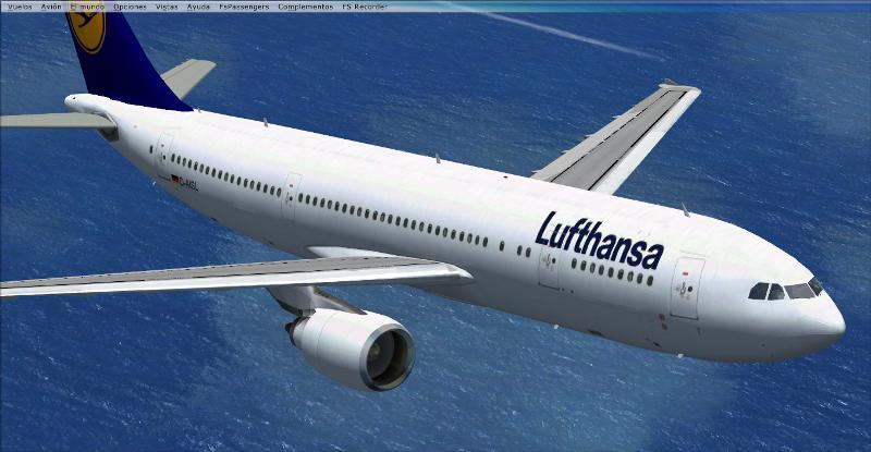 Fs Freeware Net Fsx Airbus A300 Multi Livery Mega Package